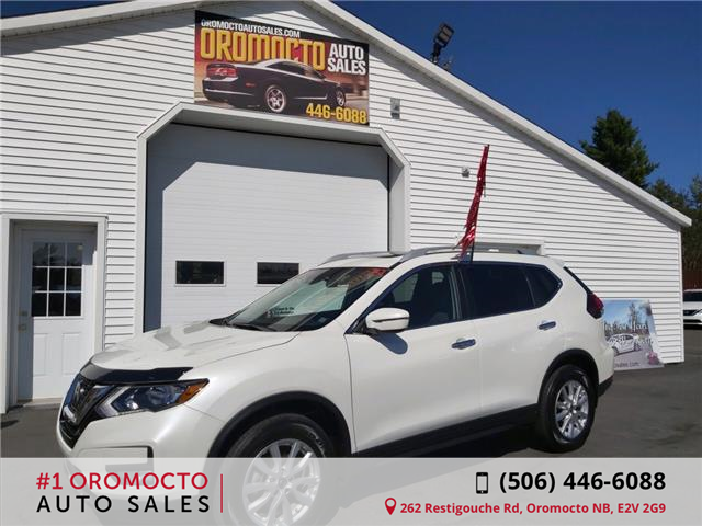 2019 Nissan Rogue SV (Stk: 192) in Oromocto - Image 1 of 16