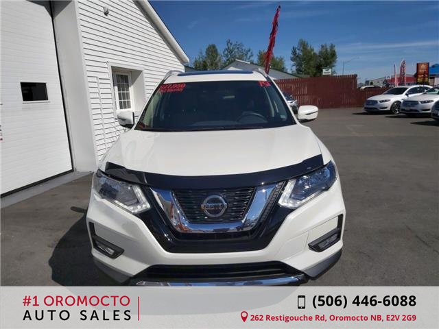 2019 Nissan Rogue SV (Stk: 192) in Oromocto - Image 2 of 16