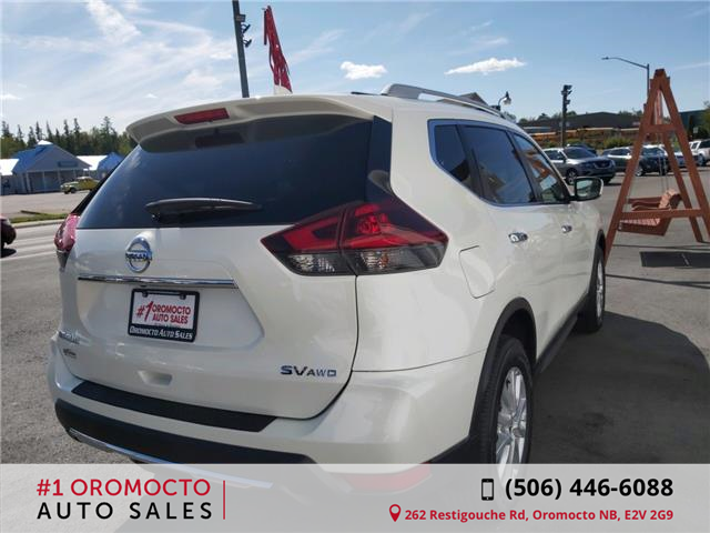 2019 Nissan Rogue SV (Stk: 192) in Oromocto - Image 5 of 16