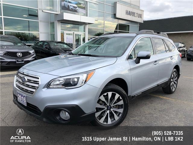 2016 Subaru Outback 3.6R Limited Package (Stk: 1616661) in Hamilton - Image 1 of 28