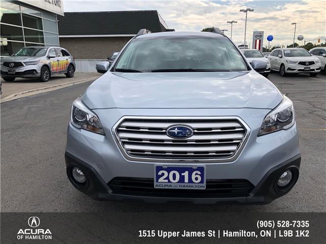 2016 Subaru Outback 3.6R Limited Package (Stk: 1616661) in Hamilton - Image 2 of 28