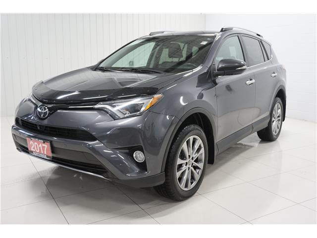 2017 Toyota RAV4 Limited (Stk: P5404) in Sault Ste. Marie - Image 1 of 22