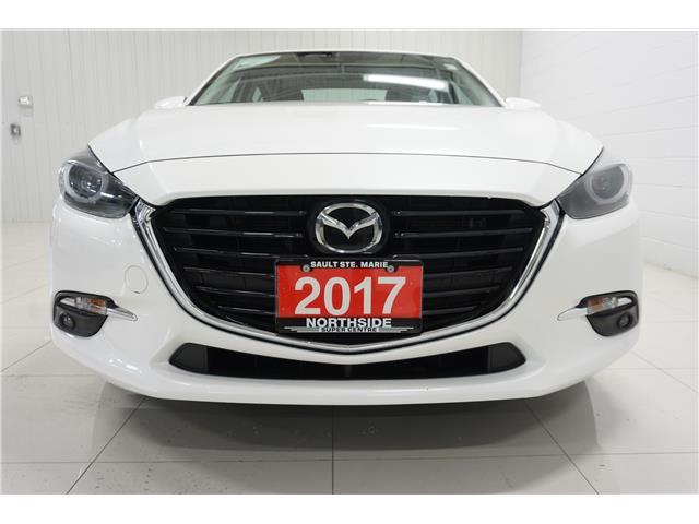 2017 Mazda Mazda3 GT (Stk: M19051A) in Sault Ste. Marie - Image 2 of 22