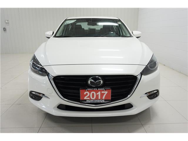 2017 Mazda Mazda3 GT (Stk: M19051A) in Sault Ste. Marie - Image 3 of 22