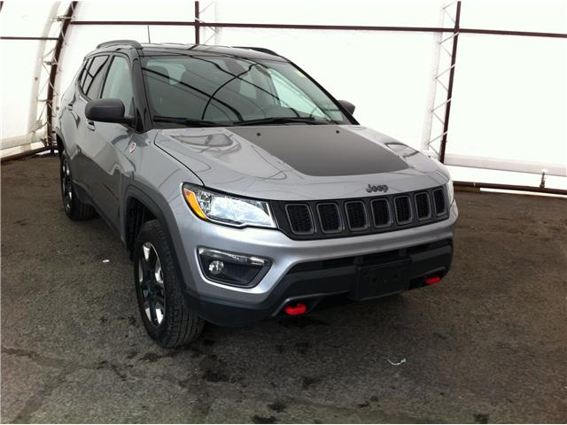 2018 Jeep Compass Trailhawk (Stk: R8473A) in Ottawa - Image 1 of 27