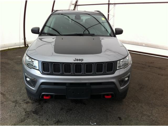 2018 Jeep Compass Trailhawk (Stk: R8473A) in Ottawa - Image 2 of 27