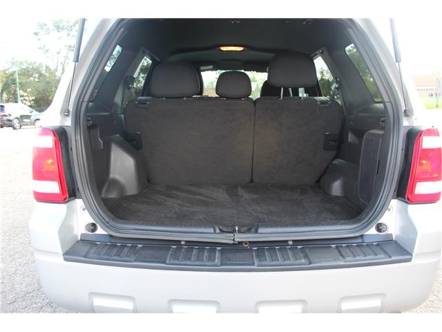 2010 Ford Escape XLT Automatic (Stk: CBK2834) in Regina - Image 11 of 19