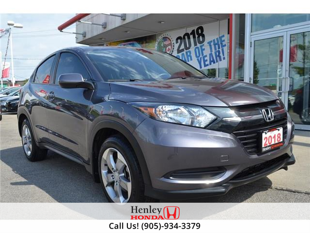 2018 Honda HR-V 2018 Honda HR-V - LX 2WD CVT (Stk: R9558) in St. Catharines - Image 1 of 19