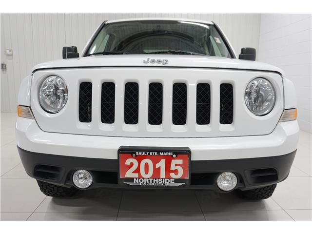 2015 Jeep Patriot Sport/North (Stk: V19239B) in Sault Ste. Marie - Image 2 of 21