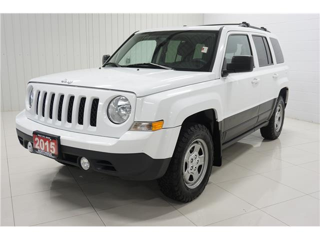2015 Jeep Patriot Sport/North (Stk: V19239B) in Sault Ste. Marie - Image 1 of 21