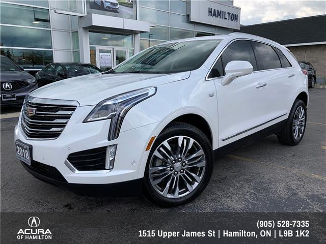 2018 Cadillac XT5 Premium Luxury (Stk: 1801271) in Hamilton - Image 1 of 32