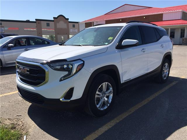 2018 GMC Terrain SLE (Stk: 164416) in AIRDRIE - Image 2 of 4