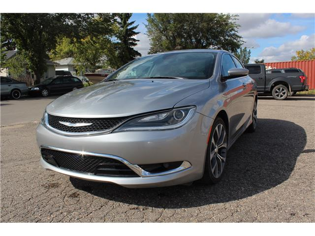2016 Chrysler 200 C (Stk: P1730) in Regina - Image 1 of 24