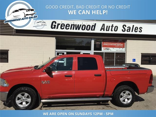 2013 RAM 1500 ST (Stk: 13-57653) in Greenwood - Image 1 of 15