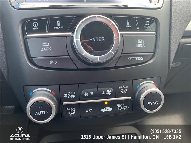 2018 Acura RDX Elite (Stk: 1816960) in Hamilton - Image 11 of 33