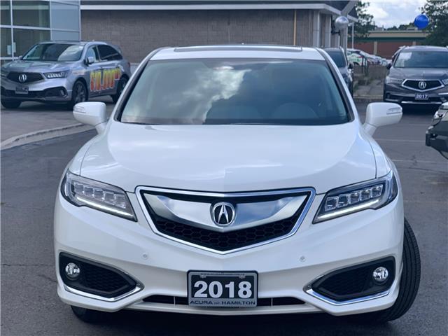 2018 Acura RDX Elite (Stk: 1816960) in Hamilton - Image 33 of 33