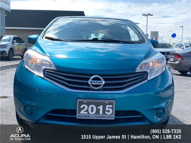 2015 Nissan Versa Note 1.6 SV (Stk: 1514411) in Hamilton - Image 2 of 18