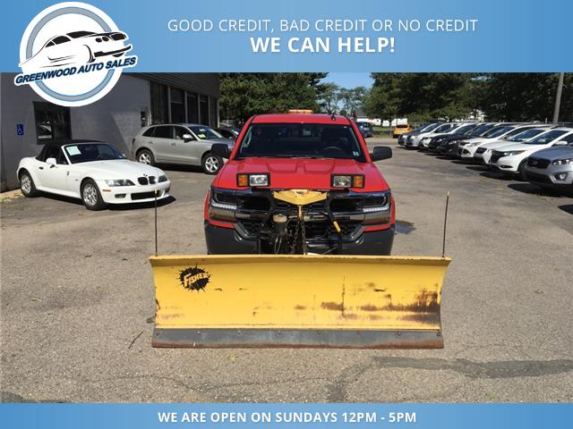 2016 Chevrolet Silverado 1500 WT (Stk: 16-71107) in Greenwood - Image 3 of 12
