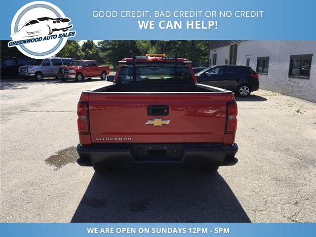2016 Chevrolet Silverado 1500 WT (Stk: 16-71107) in Greenwood - Image 7 of 12