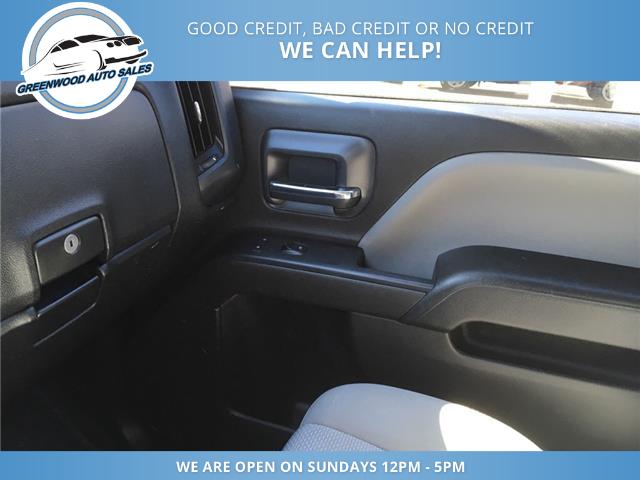 2016 Chevrolet Silverado 1500 WT (Stk: 16-71107) in Greenwood - Image 11 of 12