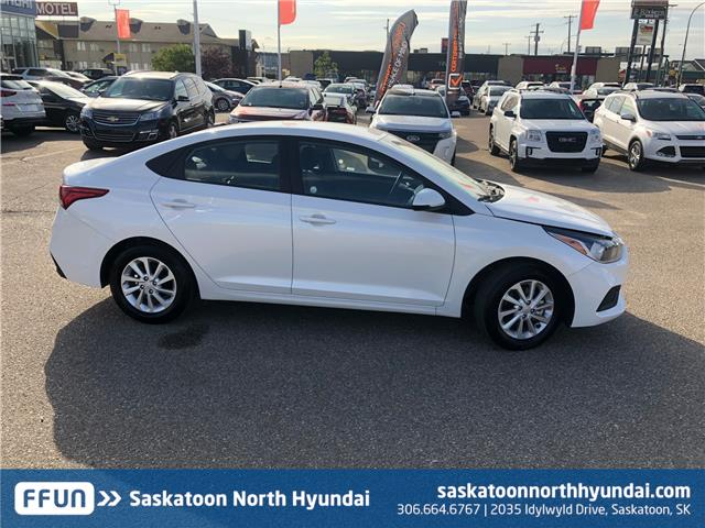 2019 Hyundai Accent Preferred (Stk: B7401) in Saskatoon - Image 23 of 28
