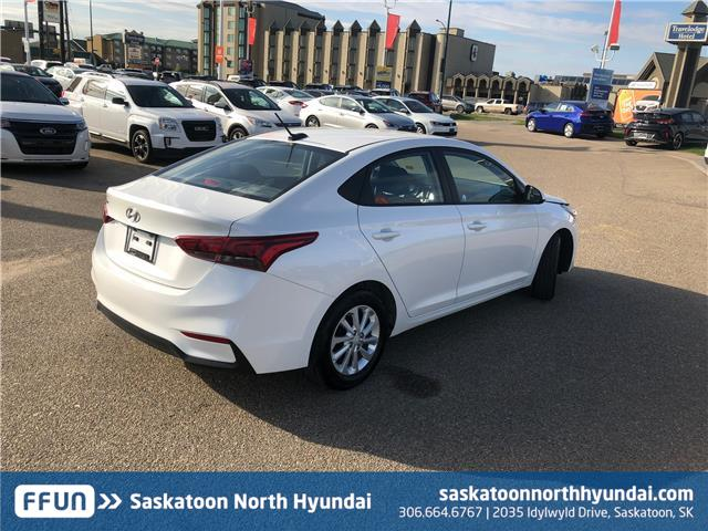 2019 Hyundai Accent Preferred (Stk: B7401) in Saskatoon - Image 24 of 28