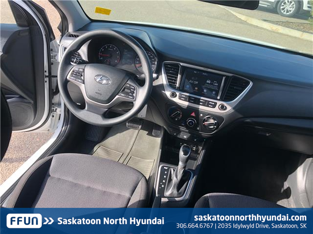 2019 Hyundai Accent Preferred (Stk: B7401) in Saskatoon - Image 18 of 28