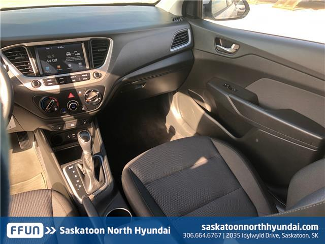 2019 Hyundai Accent Preferred (Stk: B7401) in Saskatoon - Image 19 of 28