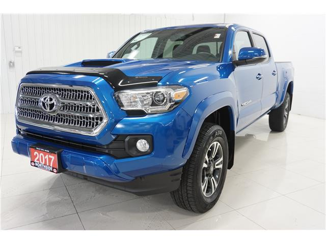 2017 Toyota Tacoma SR5 (Stk: P5493) in Sault Ste. Marie - Image 1 of 20