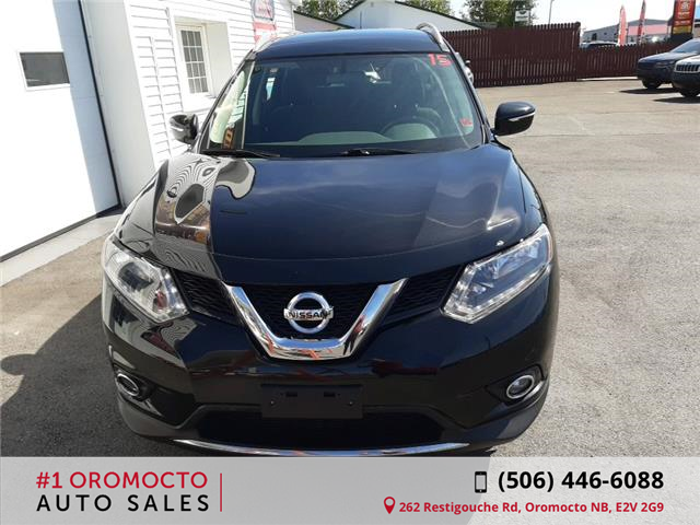 2015 Nissan Rogue S (Stk: 696) in Oromocto - Image 2 of 15