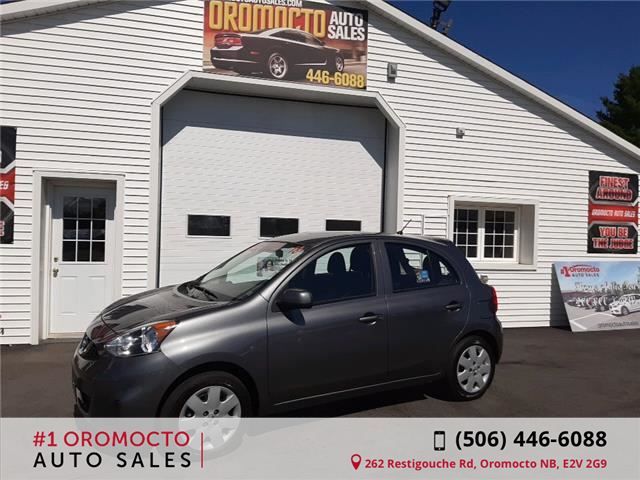 2018 Nissan Micra S (Stk: -) in Oromocto - Image 2 of 13