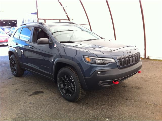 2019 Jeep Cherokee Trailhawk (Stk: 190400) in Ottawa - Image 1 of 30