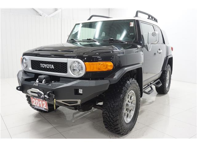 2012 Toyota FJ Cruiser Base (Stk: R19054A) in Sault Ste. Marie - Image 1 of 21