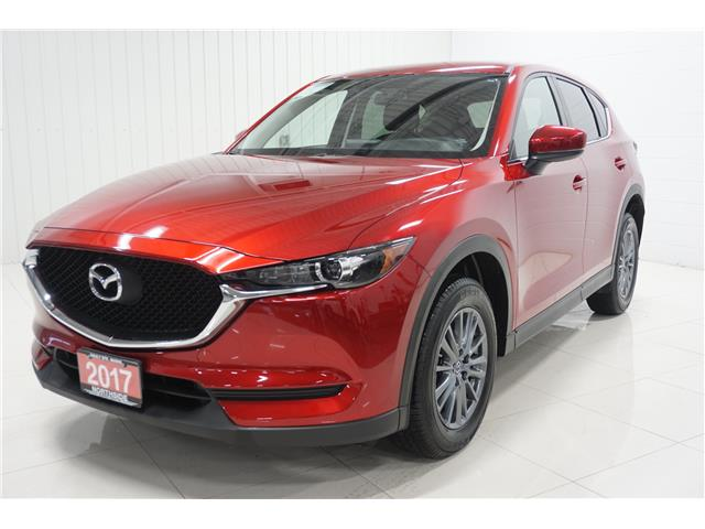 2017 Mazda CX-5 GX (Stk: M19203A) in Sault Ste. Marie - Image 1 of 21