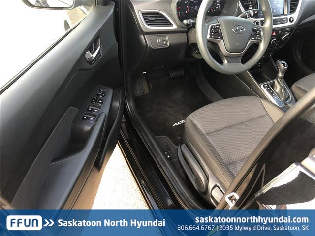 2019 Hyundai Accent Preferred (Stk: B7402) in Saskatoon - Image 6 of 27
