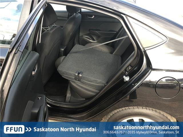 2019 Hyundai Accent Preferred (Stk: B7402) in Saskatoon - Image 10 of 27