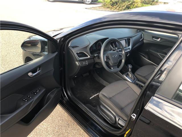 2019 Hyundai Accent Preferred (Stk: B7400) in Saskatoon - Image 6 of 27