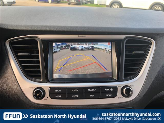 2019 Hyundai Accent Preferred (Stk: B7400) in Saskatoon - Image 11 of 27