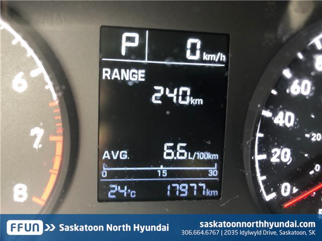 2019 Hyundai Accent Preferred (Stk: B7402) in Saskatoon - Image 12 of 27