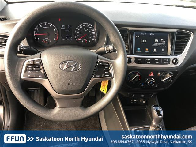 2019 Hyundai Accent Preferred (Stk: B7402) in Saskatoon - Image 11 of 27