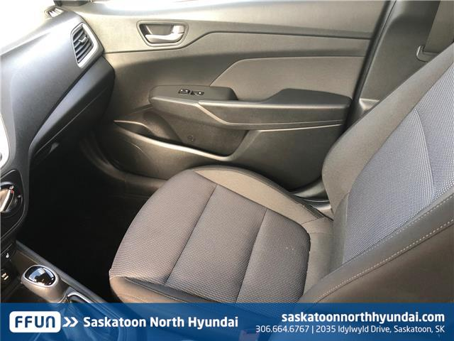 2019 Hyundai Accent Preferred (Stk: B7402) in Saskatoon - Image 9 of 27
