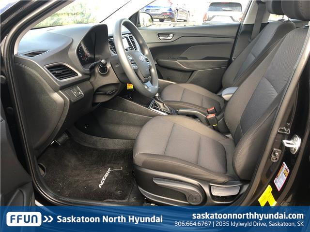 2019 Hyundai Accent Preferred (Stk: B7402) in Saskatoon - Image 8 of 27