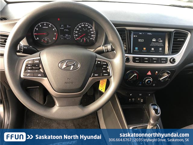 2019 Hyundai Accent Preferred (Stk: B7400) in Saskatoon - Image 8 of 27