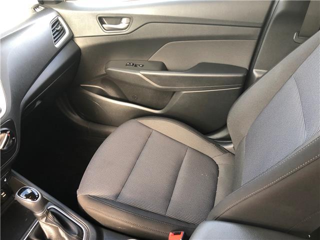 2019 Hyundai Accent Preferred (Stk: B7400) in Saskatoon - Image 14 of 27