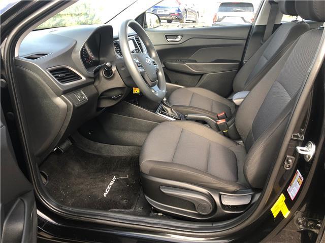 2019 Hyundai Accent Preferred (Stk: B7400) in Saskatoon - Image 9 of 27