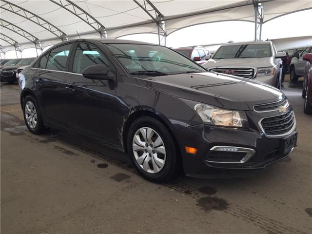 2015 Chevrolet Cruze 1LT (Stk: 177792) in AIRDRIE - Image 1 of 24