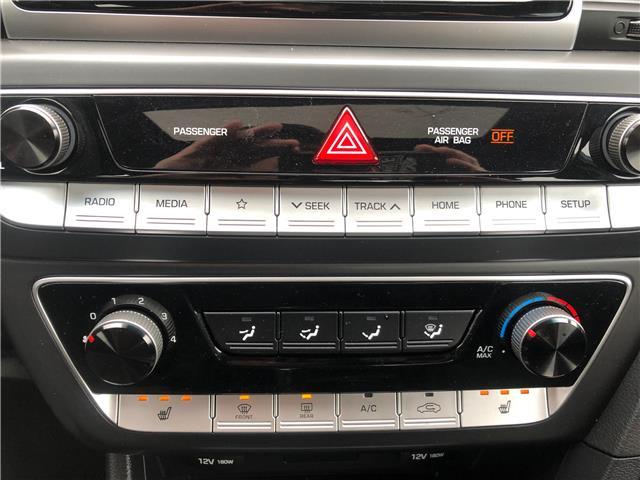 2019 Hyundai Sonata ESSENTIAL (Stk: B7396) in Saskatoon - Image 19 of 30