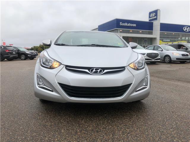 2015 Hyundai Elantra GLS (Stk: B7395A) in Saskatoon - Image 2 of 14