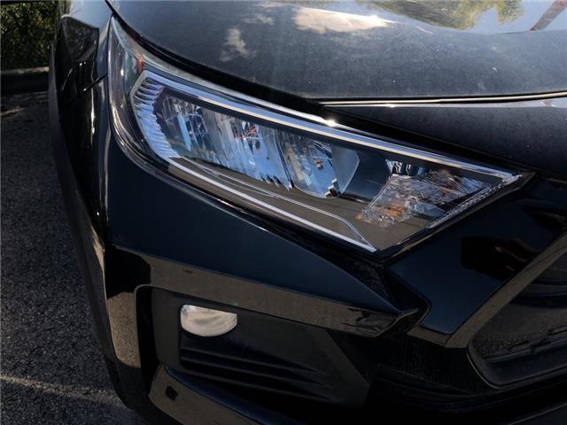 2019 Toyota RAV4 Trail (Stk: 30722) in Aurora - Image 4 of 5