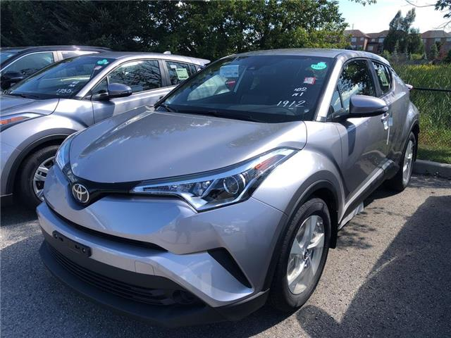 2019 Toyota C-HR Base (Stk: 31227) in Aurora - Image 1 of 5